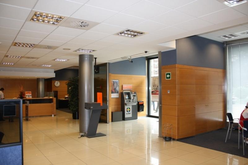Proyecto caixa manresa oficina bonavista manresa - Caixa telefonos oficinas ...