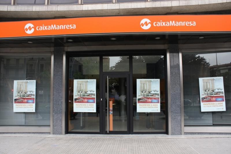 proyecto caixa manresa oficina bonavista manresa
